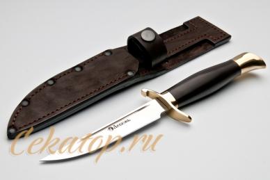 Финка НКВД СССР (сталь 95Х18) Лебежь нож и ножны