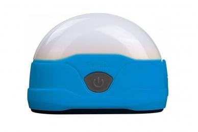 Фонарь светодиодный CL20 (синий) Fenix