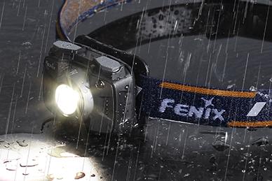 Фонарь налобный Fenix HL32R (600 люмен)