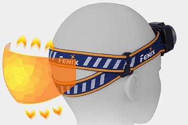 Фонарь налобный Fenix HL40R