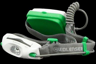 Фонарь LED Lenser NEO 6R (240 лм, зеленый)