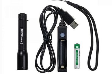 Фонарь P3R (140 lm) LED Lenser