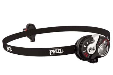 Фонарь налобный светодиодный e+LITE Petzl