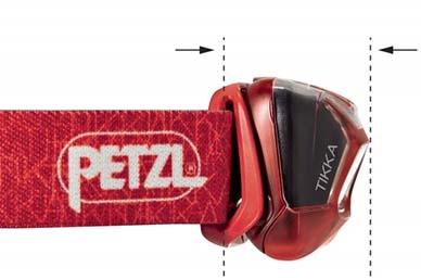Фонарь налобный TIKKA (красный) Petzl