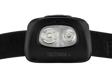 Фонарь налобный TACTIKKA + (black) Petzl
