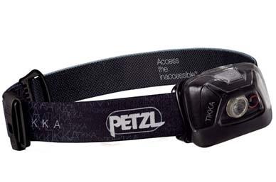 Фонарь налобный светодиодный TIKKA (black) Petzl