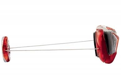 Фонарь налобный ZIPKA (красный) Petzl