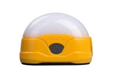 Фонарь светодиодный CL20 (жёлтый) Fenix