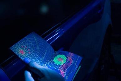Фонарь светодиодный Fenix TK25 UV (1000 люмен)