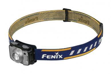 Налобный светодиодный фонарь HL12R-gray (400 люмен) Fenix