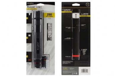 Практичный фонарь светодиодный Radiant 3-in-1 LED (черный) Nite Ize