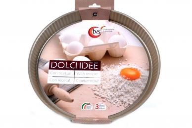 Форма для пирога TVS Dolce Idea 30cm, TimA, упаковка