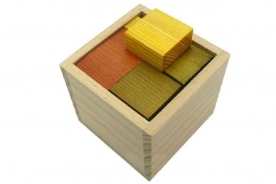 Головоломка Гала-куб. Задача 1