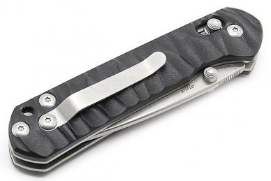 Нож G717 (черный) Ganzo, в сложенном виде