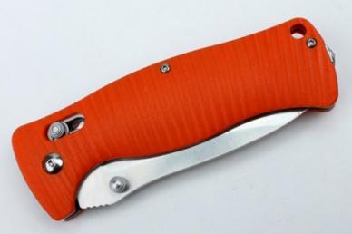 Нож складной G720 (оранжевый) Ganzo, в сложенном виде