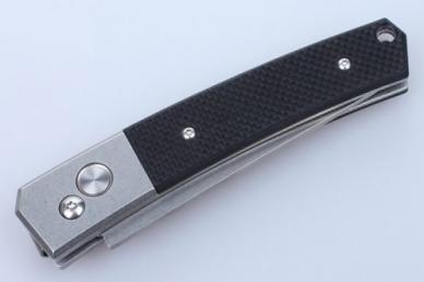 Нож складной G7362 (черный) Ganzo, в сложенном виде