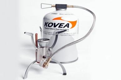 Туристическая газовая горелка Kovea Hose Stove Camp-5 KB-1006