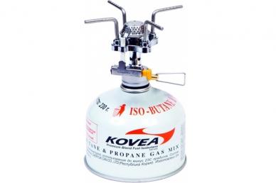 Туристическая газовая горелка Kovea Solo Stove KB-0409