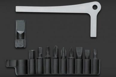 Набор инструмента в комплекте ножа Hinderer Rescue Knife Gerber