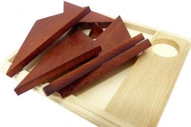 Занимательная головоломка Бермудский треугольник