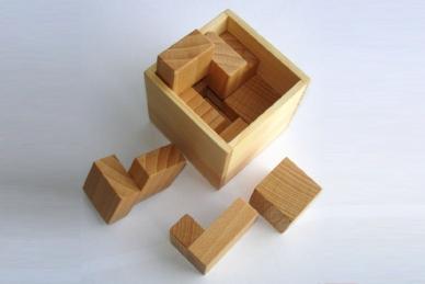 Головоломка Гала-куб