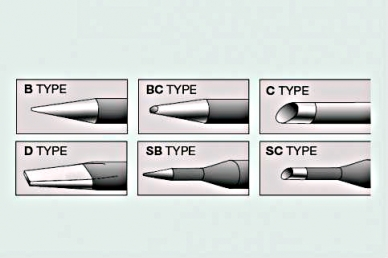 Керамическое жало Goot R-48A D=4 mm
