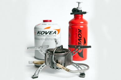 Мощная мультитопливная горелка Kovea Booster +1 KB-0603
