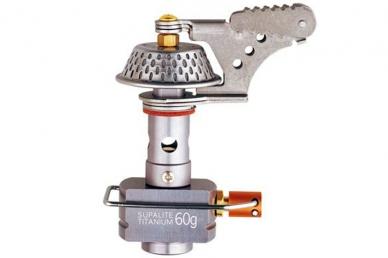 Титановая газовая горелка Kovea Supalite Titanium Stove KB-0707