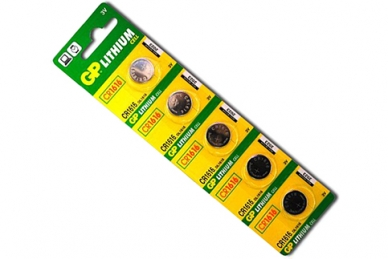 Батарейки Lithium CR1616-C5 CR1616 GP
