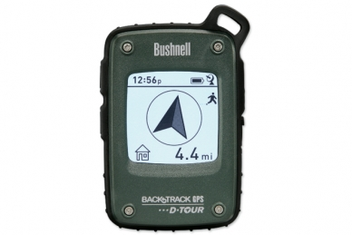 GPS-навигатор BackTrack D-Tour Green Bushnell, США