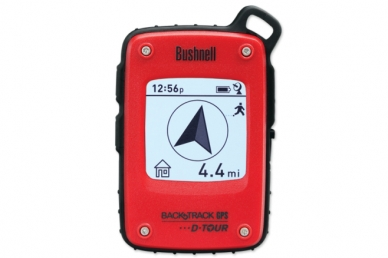 GPS-навигатор BackTrack D-Tour Red Bushnell, США