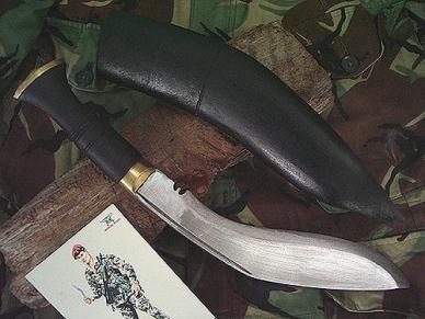 Кукри Gurkha Combat 11''