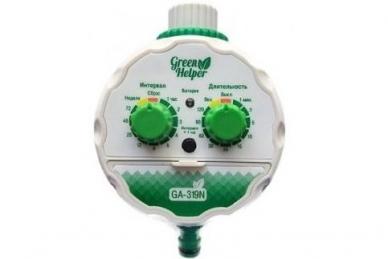 Электронный таймер полива GA-319N Green Helper