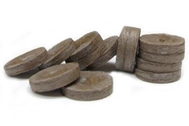 Замечательные торфяные таблетки Jiffy-7 29 мм