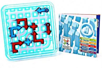 """Развивающая игра """"Мегаполис-GPS пазл"""""""
