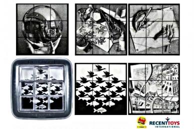 Головоломка RecentToys Mirrorkal Escher