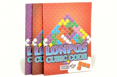 Игра Lonpos Cubic Code