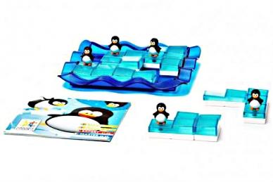 """Игра """"Пингвины на льдинах"""""""