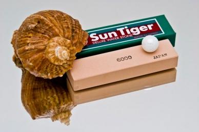 Брусок водный для заточки Sun Tiger SWP-060 #6000