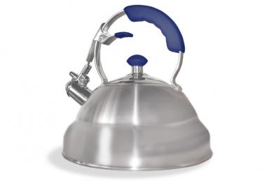 Чайник стальной со свистком (2.5 л) Tima, Россия