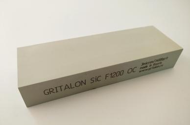 Камень точильный водный SiC F1200 Gritalon, Россия