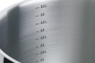 Кастрюля Klasik 5500 мл (нержавеющая сталь) Kolimax
