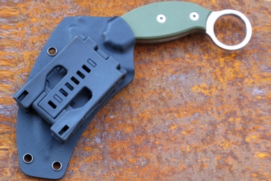 Нож керамбит «Суматра» Steelclaw