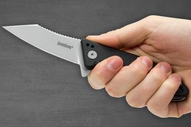 Нож Kershaw Grinder