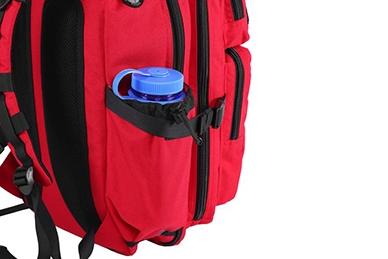 Рюкзак красно-черный Kahu City Kiwidition