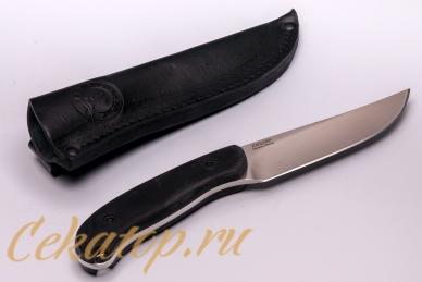 Нож «Касатка 2014 Хоккей» (черный), Россия