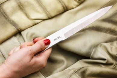 Нож Вятич Kizlyar Supreme, Россия