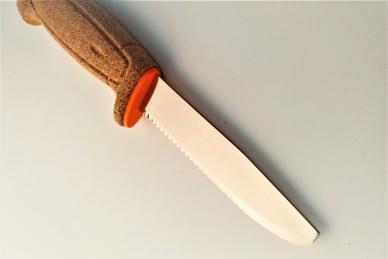 Клинок ножа Floating Serrated Knife