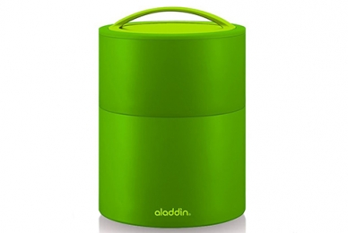 Контейнеры для еды Bento Lunch Box 0,95 л (зеленый) Aladdin