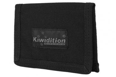 Кошелек Pahi Light с RFID защитой (Black) Kiwidition